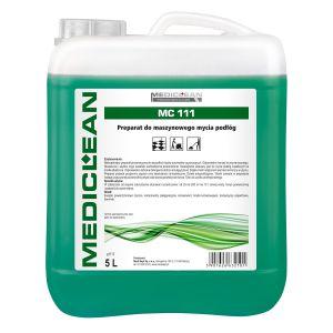 MEDICLEAN MC 111 - 5L Preparat do maszynowego mycia podłóg
