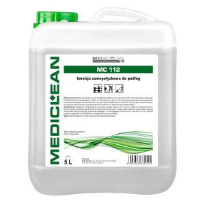 MEDICLEAN MC 112 - 5L Emulsja samopołyskowa do podłóg