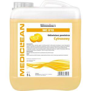 MEDICLEAN MC 610- 5 L. Odświeżacz powietrza cytrusowy