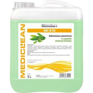 MEDICLEAN MC 610- 5 L. Odświeżacz powietrza zielona herbata