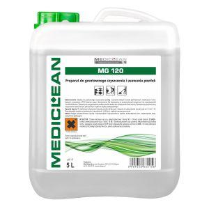 MEDICLEAN MG 120 - 5L Preparat do gruntownego czyszczenia i usuwania powłok ochronnych