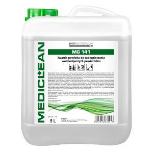 MEDICLEAN MG 141 - 5L Twarda powłoka do zabezpieczania wodoodpornych powierzchni