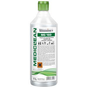 MEDICLEAN MG 160 - 1L Preparat do czyszczenia gresu i usuwania soli z posadzek