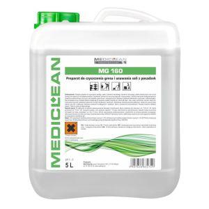 MEDICLEAN MG 160 - 5L Preparat do czyszczenia gresu i usuwania soli z posadzek