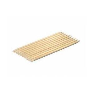Patyczki do manicure drewniane 11,5 cm 50 szt.