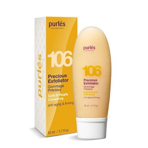 PURLES Gold & Pearls Ceremony Precious Exfoliator 50ml