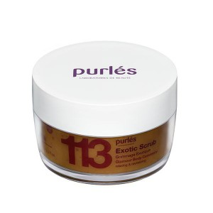 PURLES Gold & Pearls 113 Exotic Scrub 160ml
