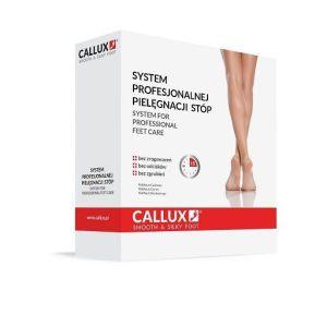 Callux PRO System Profesjonalnej Pielęgnacji stóp Zestaw