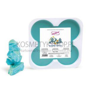 Wosk do depilacji azulenowy 1kg tradycyjny twardy Depileve
