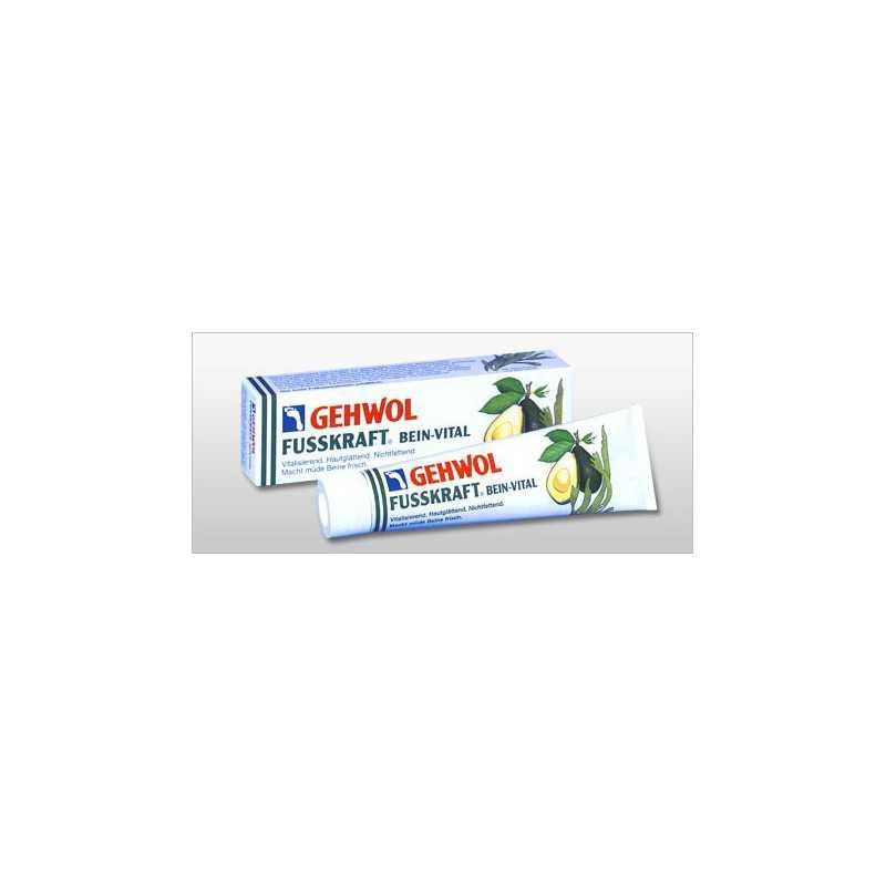 GEHWOL FUSSKRAFT Bein-Vital, balsam witalizujący do stóp i nóg 125 ml
