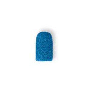 Kapki kapturki 5mm gruboziarniste niebieskie Gehwol