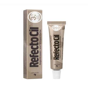 Henna żelowa-RefectoCil 15ml Jasny Brąz