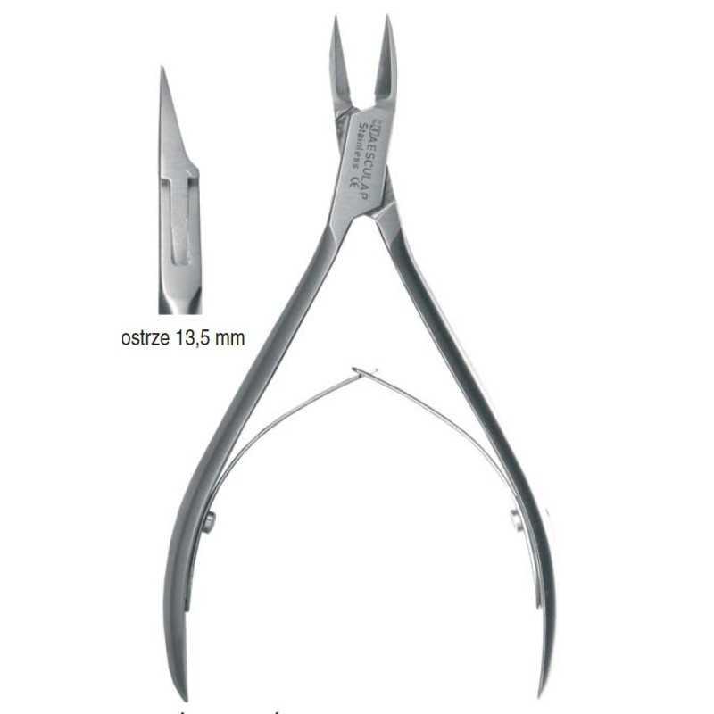 GEHWOL Cążki do wrastających paznokci HF490