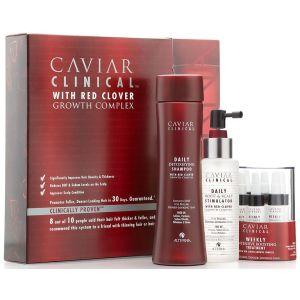 ZESTAW ALTERNA Caviar Clinical Starter Kit - zapobiegający wypadaniu włosów