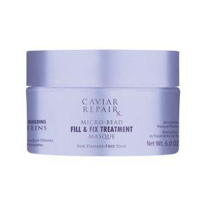 ALTERNA Caviar Repair Rx Micro-Bead Fill & Fix Treatment Masque - maska regenerująca włosy 161g