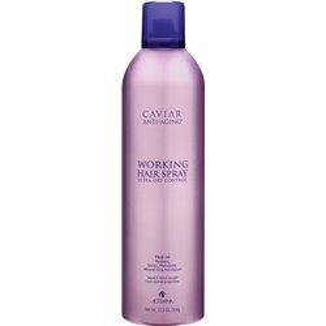 ALTERNA Caviar Working Hairspray - Odporny na wilgoć suchy lakier, zapewniający elastyczną, pełna blasku fryzurę 500ml