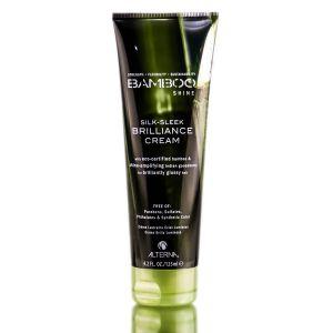 ALTERNA Bamboo Luminous Shine Brilliance Crème - Odżywczy krem nabłyszczający 125ml