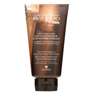 ALTERNA Bamboo Men Invigorating Cond.&Shaving Creme - Odżywka do włosów i krem do golenia w jednym 250ml