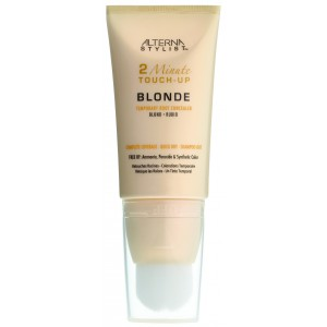 ALTERNA Stylist 2 Minute Root Touch-Up: Blonde - Błyskawiczna maskara na odrosty 30ml