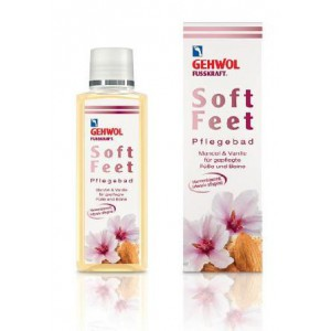 GEHWOL SOFT FEET Olejek do kąpieli stóp 200 ml