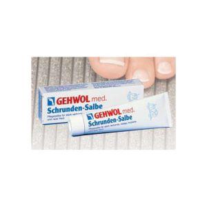 GEHWOL SCHRUNDEN-SALBE maść do stóp o zrogowaciałej i popękanej skórze 40ml