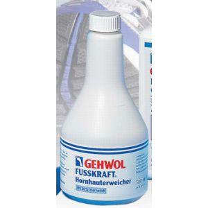 GEHWOL HORNHAUT-ERWEICHER płyn do zmiękczania zrogowaciałego naskórka 500ml