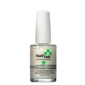 NAIL TEK Ridgefiller (Foundation 1) - Wygładzająca odżywka podkładowa do paznokci 15ml
