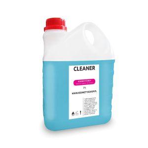 Cleaner Blue Kosmetykshop - odtłuszczacz płytki paznokcia 2L