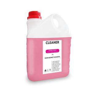 Cleaner Pink Kosmetykshop - odtłuszczacz płytki paznokcia 2L