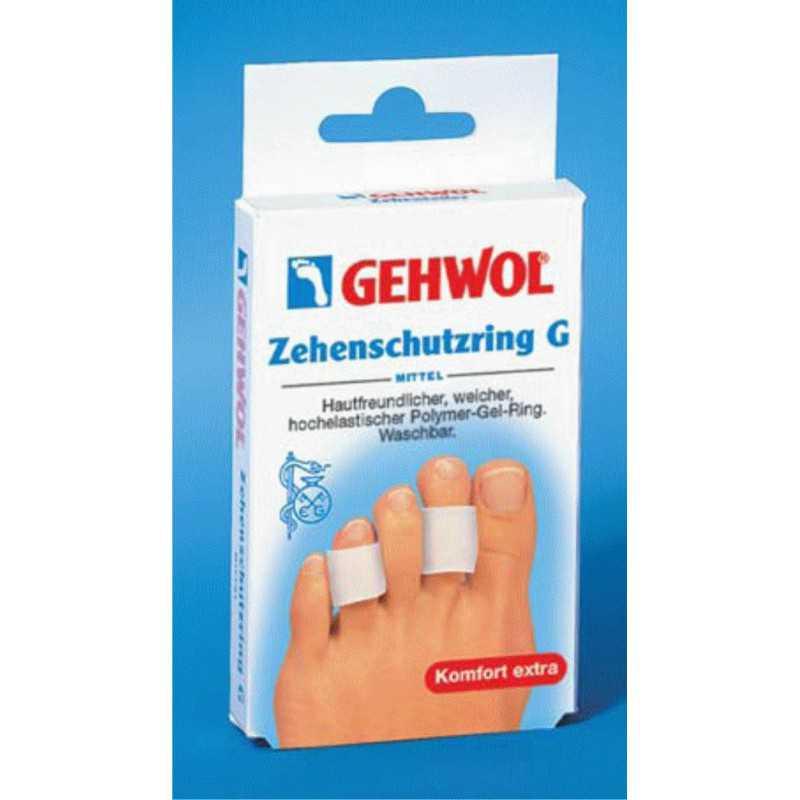 GEHWOL Obrączka ochronna do palców stopy Mała 2szt.