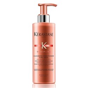 KERASTASE Curl Ideal balsam myjący dla niezdyscyplinowanych kręconych włosów 400 ml