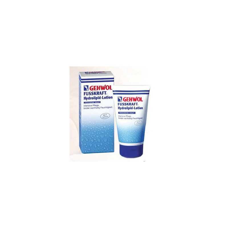GEHWOL FUSSKRAFT HYDROLIPID-LOTION lotion hydrolipidowy z ceramidami 125ml