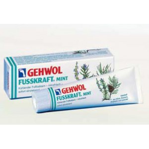 GEHWOL FUSSKRAFT MINT balsam chłodzący do stóp 75ml