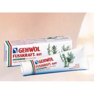 GEHWOL FUSSKRAFT ROT balsam nawilżający do zimnych i suchych stóp 75ml