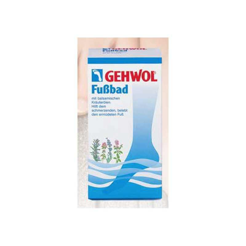GEHWOL FUSSBAD sól ziołowa z lawendą do kąpieli stóp 10x20g