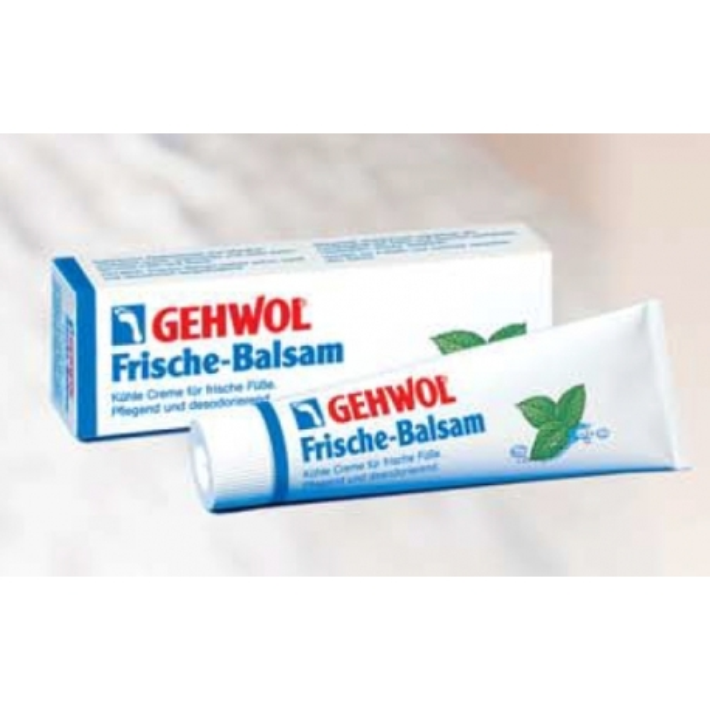GEHWOL FRISHE-BALSAM odświeżający i chłodzący do stóp 75ml