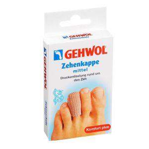 GEHWOL Nakładka do palców stóp średnia beżowa 1szt
