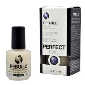 Seche II Rebuild - wzmacniająca odżywka do paznokci 14 ml