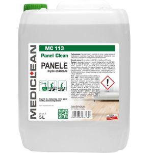 Mediclean MC 113 Preparat do codziennego mycia paneli i podłóg PANEL CLEAN 5L