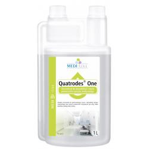 QUATRODES ONE - PŁYN - dezynfekcja powierzchni 1 L