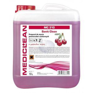 MEDICLEAN MC 310 - CHERRY Preparat do mycia urządzeń sanitarnych 1L