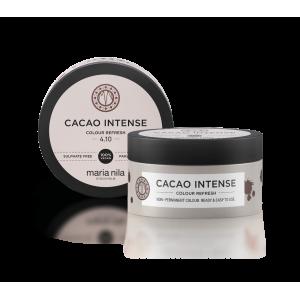 Maria Nila - Maska koloryzująca włosy: odcień intensywne kakao 100ml