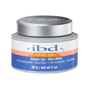 Żel UV budujący ultra white biały 56 g ibd