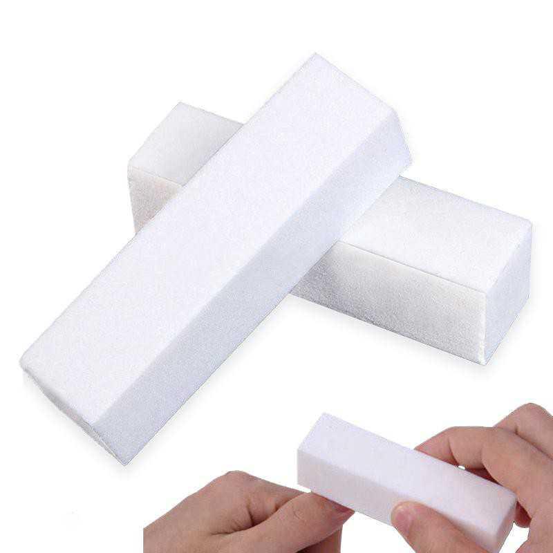 Blok polerski biały 4-stronny NEW 100/100 - 50szt