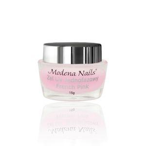 Żel UV Jednofazowy French Pink 15g Modena Nails