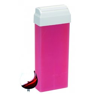 Wosk z szeroką rolką Wino 100 ml RO.IAL
