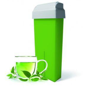 Wosk z szeroką rolką Zielona Herbata 100 ml RO.IAL