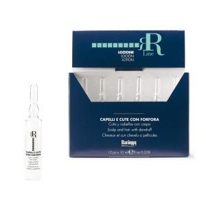 Lotion energetyzujący do włosów cienkich i słabych Energizing Lotion 12x10ml RR Line Therapy Star