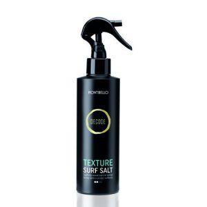 Spray do stylizacji z dodatkiem soli Texture Surf Salt 200 ml Montibello