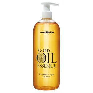 Szampon na bazie olejków Gold Oil Essence 1000 ml Montibello